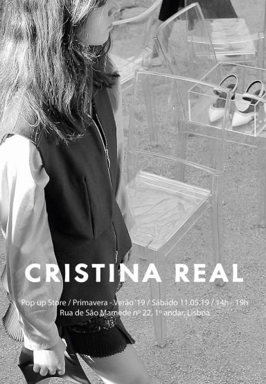 POP-UP STORE CRISTINA REAL