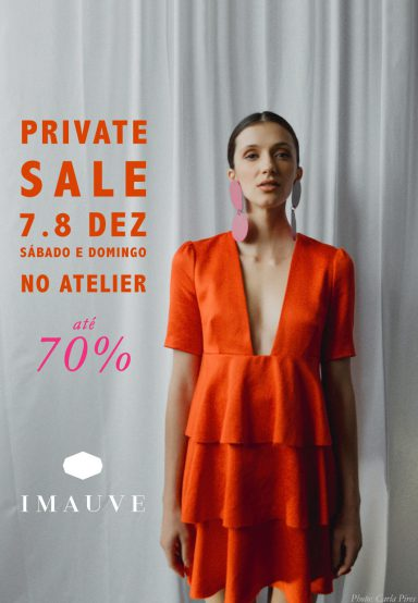IMAUVE PRIVATE SALE