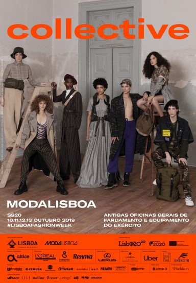 FASHION IS FUTURE. AND THE FUTURE IS COLLECTIVE. MODALISBOA COLLECTIVE IS ABOUT TO START