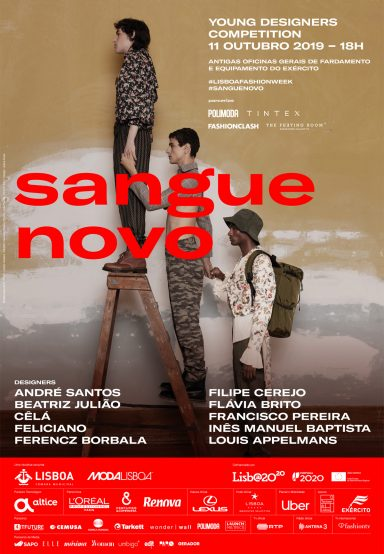 CREATIVITY IS FREEDOM: MODALISBOA PRESENTS SANGUE NOVO