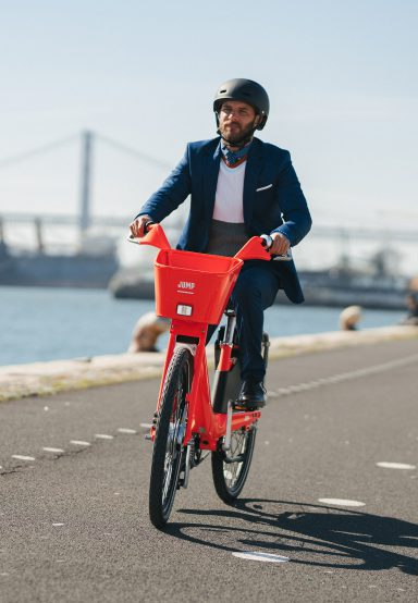 UBER IS MODALISBOA'S MOBILITY PARTNER WITH JUMP BIKES