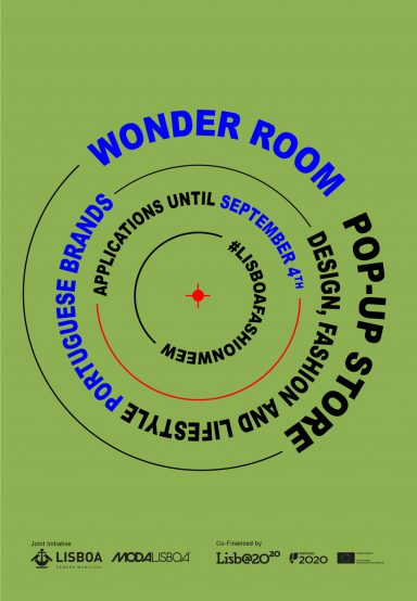 TO THE WONDER: ESTÃO ABERTAS AS CANDIDATURAS PARA O WONDER ROOM