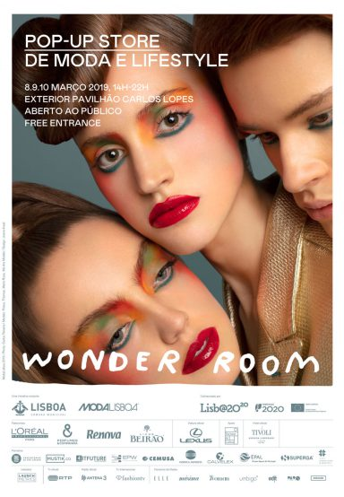 MODALISBOA PRESENTS WONDER ROOM