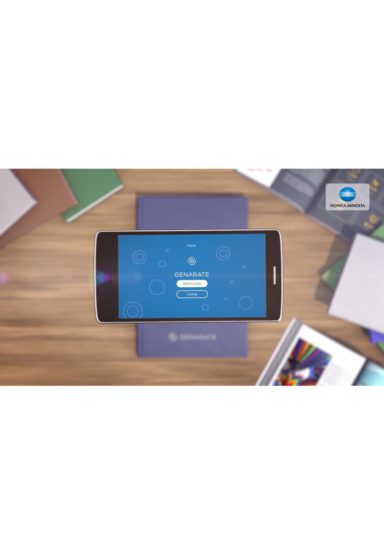 KONICA MINOLTA TAKES AUGMENTED REALITY TO MODALISBOA