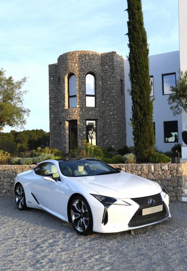 LEXUS PARTNERS WITH MODALISBOA