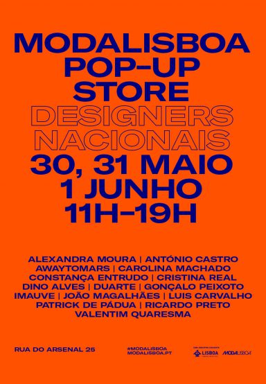 POP-UP STORE MODALISBOA