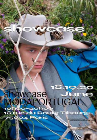 MODALISBOA REGRESSA A PARIS COM O SHOWCASE MODAPORTUGAL