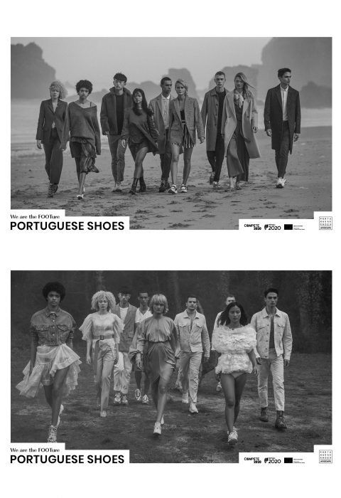 'WE ARE THE FOOTURE': NOVA CAMPANHA PORTUGUESE SHOES