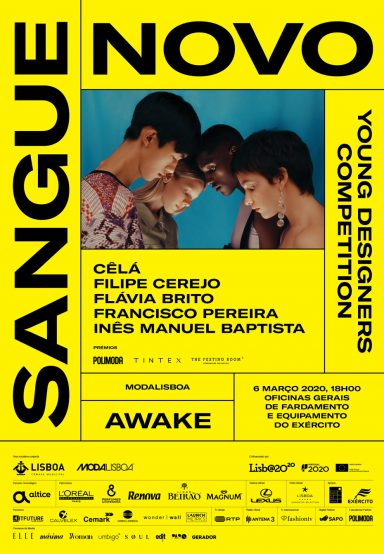 MODALISBOA AWAKE PRESENTS SANGUE NOVO. THE FUTURE TODAY
