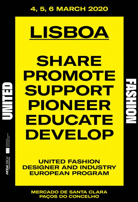UNITED FASHION LISBOA. FASHION DOESN'T KNOW BORDERS