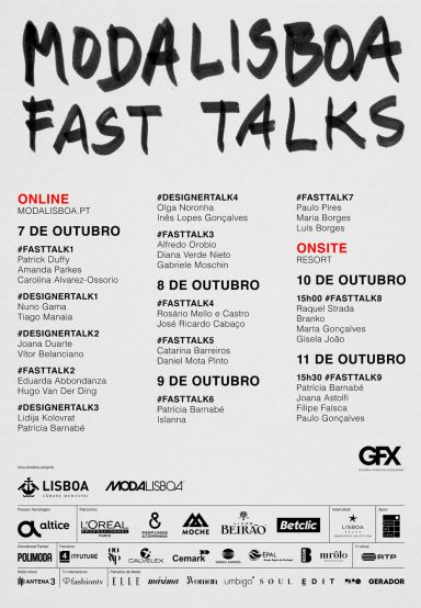 MODALISBOA MAIS | FAST TALKS