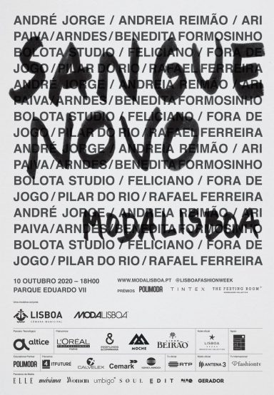 MODALISBOA PRESENTS THE SANGUE NOVO FINALISTS