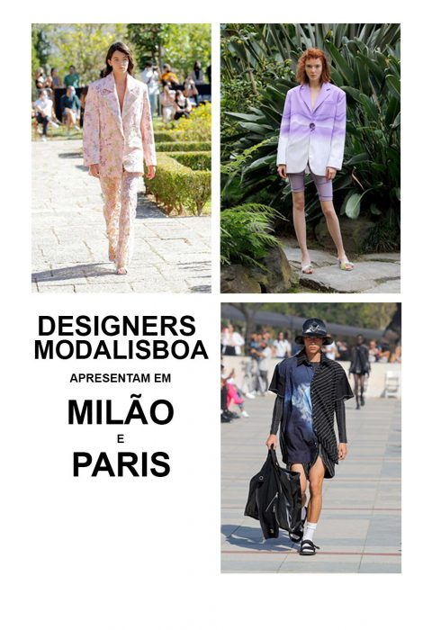 MODALISBOA DESIGNERS SHOW IN MILANO AND PARIS