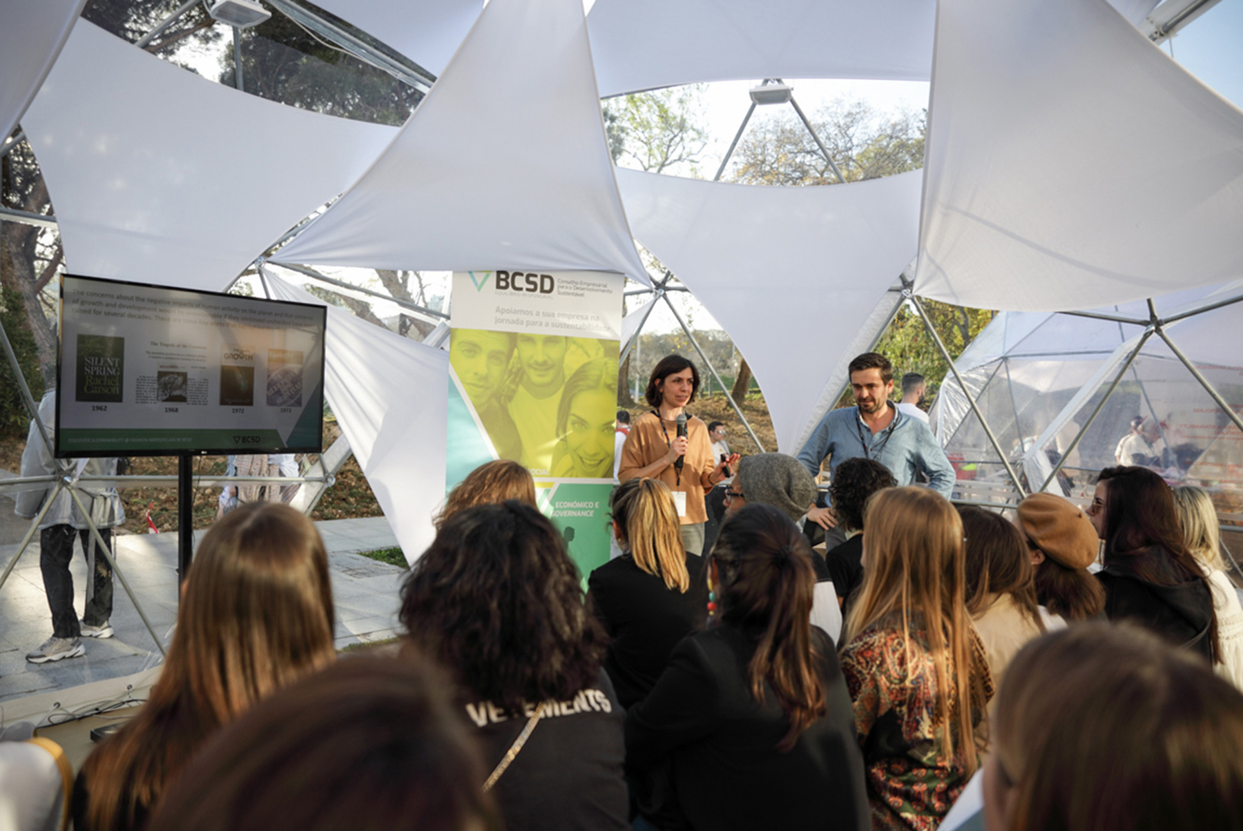 Discover Sustainability @ Fashion by BCSD / ModaLisboa