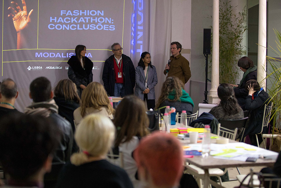 Fashion Hackathon: The Conclusions / ModaLisboa